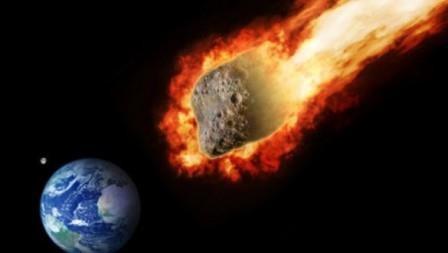 08.06.2014 Года к земле приблизится астероид «антихрист»