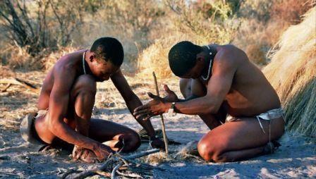 Африканские бушмены были самым распространённым народом на земле