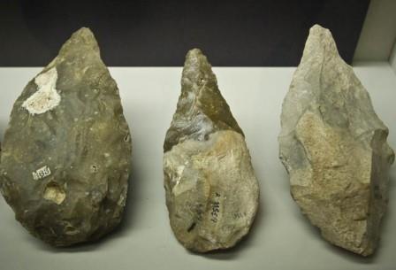 Археологи нашли самые древние орудия труда