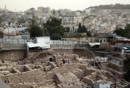 Археологи нашли самый древний город в израиле