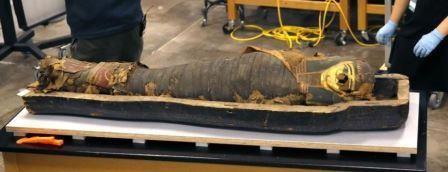 Археологи обнаружили гробницу древнеегипетской жрицы