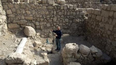 Археологи обнаружили очаг, которому 300 тысяч лет