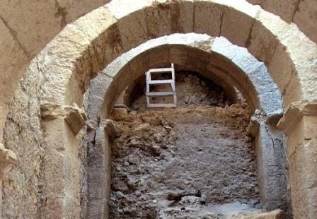 Археологи обнаружили вход во дворец царя ирода