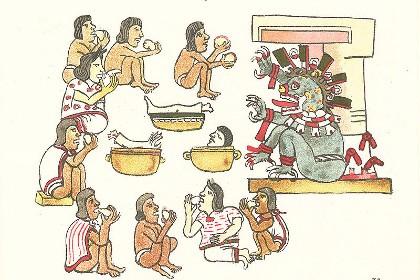 Археологи рассказали о каннибализме в древнеацтекском тескоко