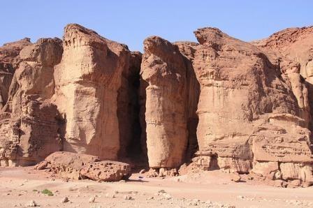 Археологи реконструировали быт рабочих «копей царя соломона»