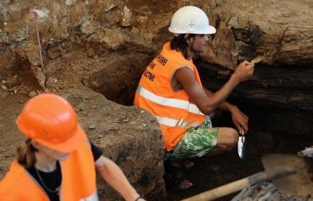 Археологический комплекс эпохи поздней бронзы обнаружен в предгорье адыгеи