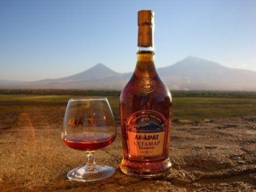 Армянский коньяк сдает позиции вроссии - «экономика»