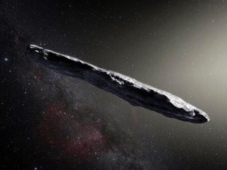 Астероид-гость ?оумуамуа