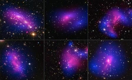 Астрофизики открыли новые свойства темной материи