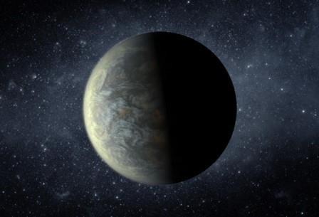 Астрономы доказали наличие воды на «мокрой» экзопланете