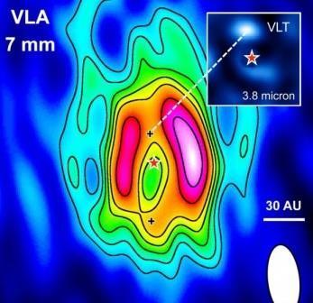 Астрономы наблюдали формирование планеты