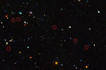 Астрономы наблюдали звездообразование в карликовых галактиках