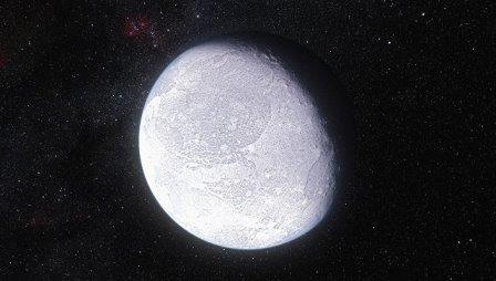 Астрономы нашли крупную карликовую планету за орбитой нептуна