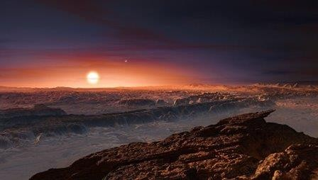Астрономы нашли намеки на наличие океанов на планете у проксимы центавра