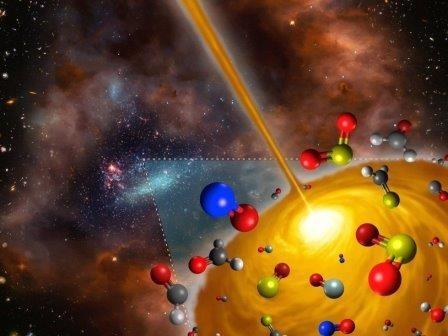 Астрономы нашли «звездный кокон» в большом магеллановом облаке