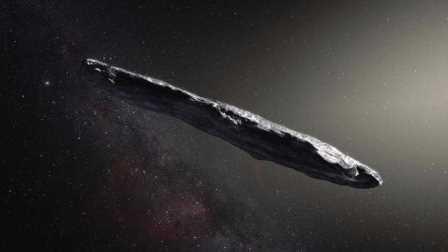 Астрономы объяснили вращение оумуамуа столкновением с другим небесным телом