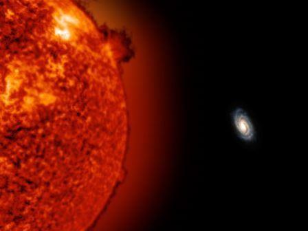 Астрономы обнаружили две самые далёкие звезды млечного пути