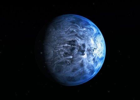 Астрономы обнаружили экзопланету с «адской» атмосферой