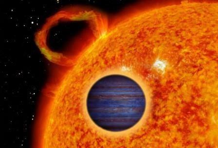 Астрономы обнаружили пять горячих юпитеров