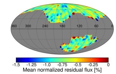 Астрономы обнаружили водородный ореол вокруг нашей галактики