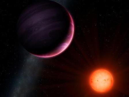 Астрономы открыли экзопланету необъяснимо больших размеров