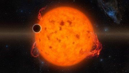 Астрономы открыли самую молодую экзопланету в созвездии тельца