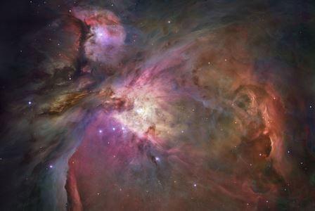 Астрономы открыли три поколения звезд в туманности ориона