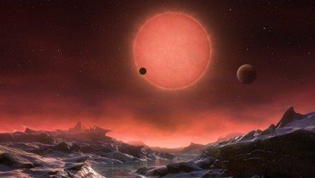 Астрономы раскрыли состав ближайших к нам «кузин» земли