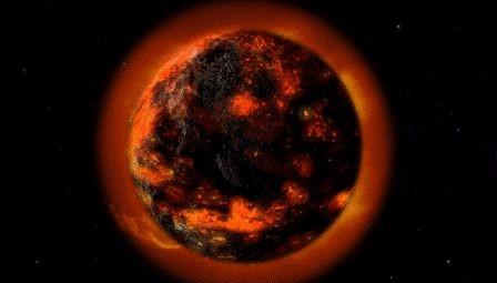 Астрономы рассказали об уникальной атмосфере древней луны