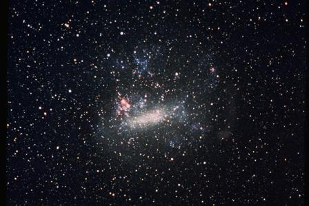 Астрономы узнали происхождение сверхбыстрых звезд млечного пути