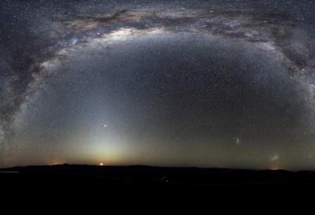 Астрономы впервые точно «взвесили» нашу галактику