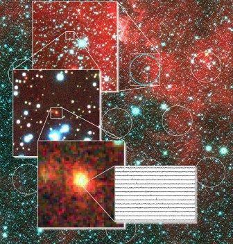 Астрономы вычислили расстояние до источника «сигналов инопланетян»