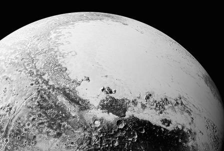Астрономы выяснили, как «сердце» плутона превратилось в ледышку