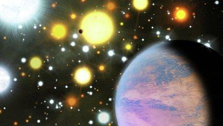 Астрономы выяснили, какие экзомиры доминируют в галактике