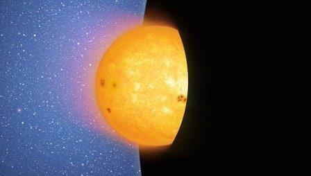 Астрономы выяснили, проваливаются ли звезды в черные дыры