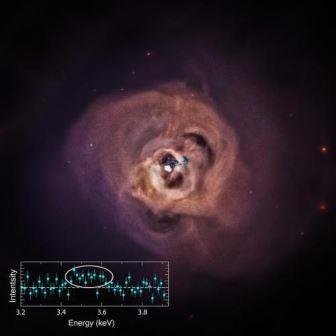 Астрономы зафиксировали странный сигнал из скопления персея