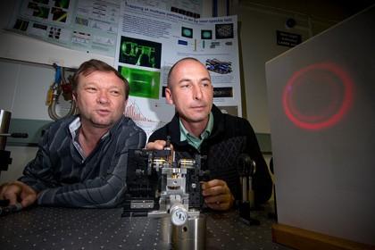 Австралийские физики успешно испытали притягивающий луч