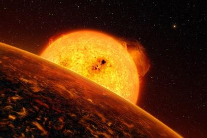 Ближайшая к солнцу экзопланета в альфе центавра оказалась суперземлей