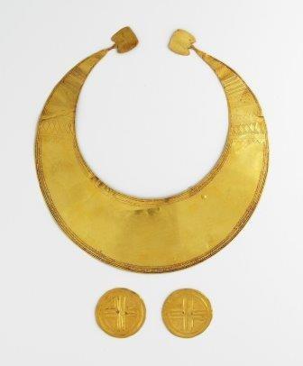 Британия начала торговать золотом уже 4,5 тысячи лет назад