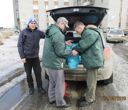 «Чем дышит красноярский край?»: первые выводы «зеленого патруля»