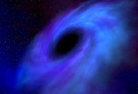 Черная дыра в центре млечного пути может испускать нейтрино
