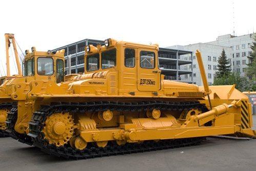 Чтз свернул выпуск классического трактора дэт-250 - «новости челябинска»