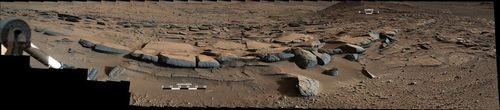 Даже сейчас на марсе может присутствовать жидкая вода