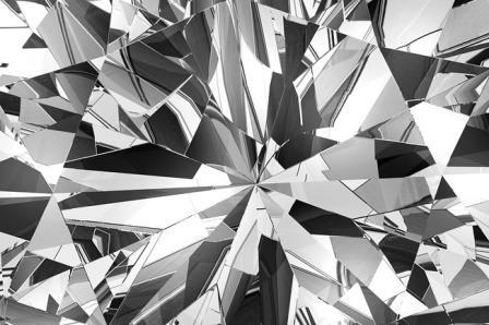 Доказано существование двумерного алмаза
