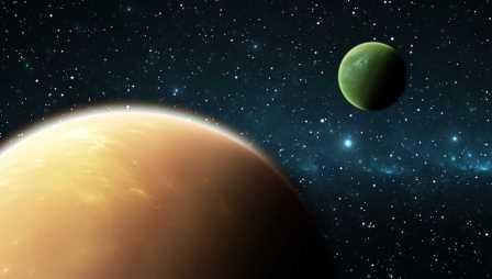 Единственная найденная экзолуна может оказаться не меньше планет-гигантов солнечной системы
