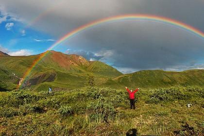 Физики поймали радугу в ловушку