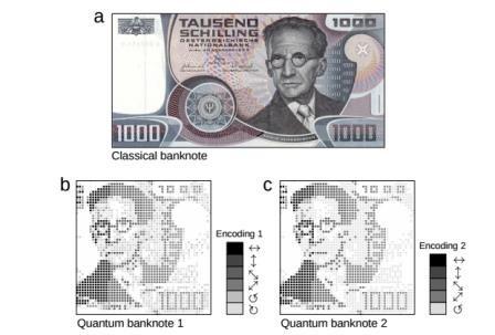 Физики создали прототип квантовых денег