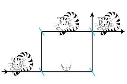 Физики впервые наблюдали квантовый парадокс чеширского кота