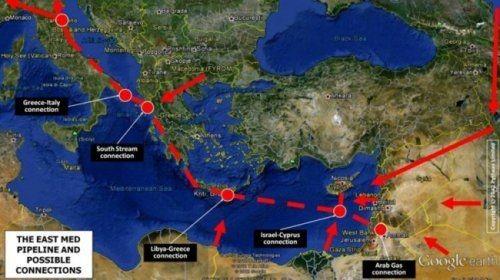 Газопровод израиль-европа: «надеемся, что к2025 году газ вес подорожает» - «экономика»