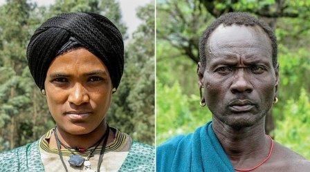 Генетика цвета кожи